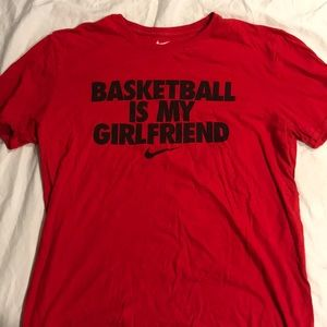 Nike Cotton Tee - Large